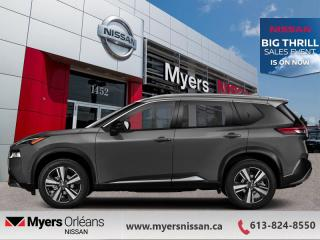 New 2021 Nissan Rogue SV  - Sunroof -  Heated Seats - $254 B/W for sale in Orleans, ON