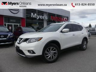 Used 2014 Nissan Rogue SL  - Sunroof -  Leather Seats - $145 B/W for sale in Orleans, ON