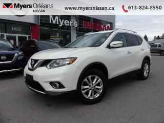 Used 2016 Nissan Rogue SV  - Bluetooth -  Heated Seats - $132 B/W for sale in Orleans, ON