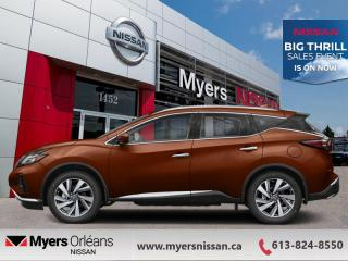 New 2021 Nissan Murano AWD Platinum  -  Woodgrain Trim - $325 B/W for sale in Orleans, ON