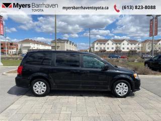 Used 2014 Dodge Grand Caravan SXT  -  Power Windows - $85 B/W for sale in Ottawa, ON