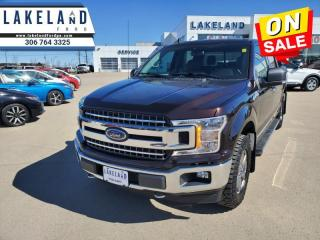 Used 2020 Ford F-150 XLT  - $302 B/W for sale in Prince Albert, SK