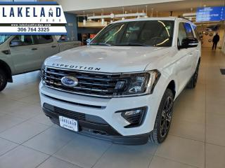 New 2021 Ford Expedition Limited Max  - Navigation - $608 B/W for sale in Prince Albert, SK