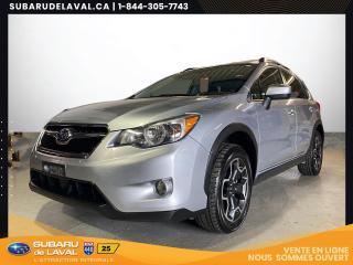 Used 2015 Subaru XV Crosstrek Sport *Toit ouvrant, sièges chauffants* for sale in Laval, QC