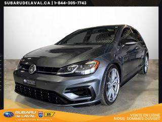 Used 2018 Volkswagen Golf R Tech Awd*Stage 2* for sale in Laval, QC