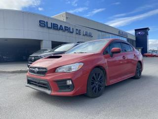 Used 2019 Subaru WRX 2.0 Turbo Awd*Sièges chauffants, caméra for sale in Laval, QC