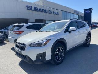 Used 2018 Subaru XV Crosstrek Sport *Écran tactile, Apple CarPlay* for sale in Laval, QC