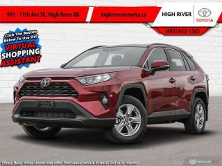 New 2021 Toyota RAV4 XLE AWD  - Sunroof -  Heated Seats for sale in High River, AB