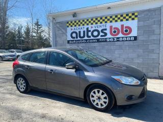 Used 2014 Ford Focus for sale in Laval, QC