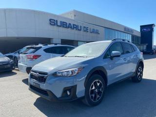 Used 2018 Subaru XV Crosstrek Touring *Écran tactile, Apple CarPlay* for sale in Laval, QC
