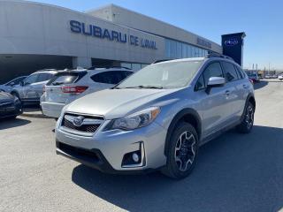 Used 2017 Subaru XV Crosstrek Sport *Sièges chauffants, toit ouvrant* for sale in Laval, QC
