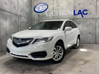 Used 2017 Acura RDX Traction intégrale 4 portes groupe techn 279H for sale in St-Nicolas, QC