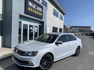Used 2017 Volkswagen Jetta 4dr 1.8 TSI Auto Highline for sale in St-Georges, QC