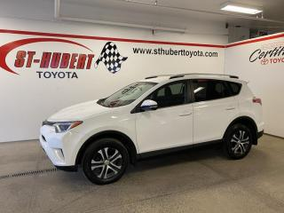 Used 2016 Toyota RAV4 AWD 4dr LE, BANCS CHAUFFANTS for sale in St-Hubert, QC