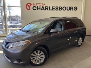 Used 2017 Toyota Sienna LE AWD 7P for sale in Québec, QC