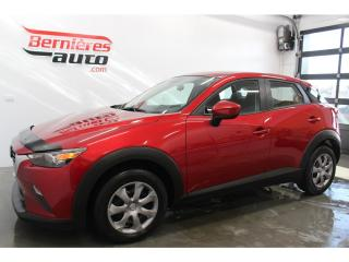 Used 2017 Mazda CX-3 GX for sale in Lévis, QC