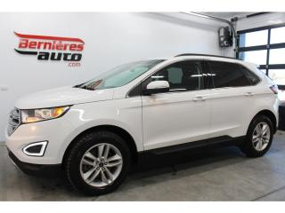 Used 2017 Ford Edge SEL AWD for sale in Lévis, QC