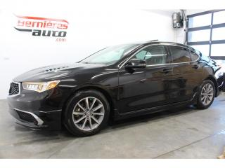 Used 2018 Acura TLX Tech for sale in Lévis, QC