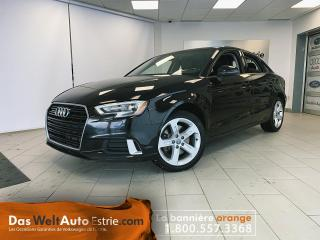 Used 2017 Audi A3 2.0T Komfort Quattro, Automatique for sale in Sherbrooke, QC
