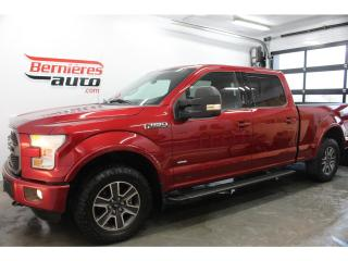 Used 2016 Ford F-150 XLT SPORT SUPER CREW 3.5 ECOBOOST BOITE 6.5 for sale in Lévis, QC