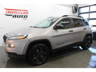 Used 2016 Jeep Cherokee SPORT ALTITUDE 4X4 V6 3.2 for sale in Lévis, QC