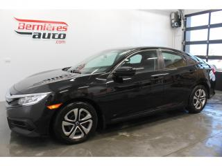 Used 2016 Honda Civic LX for sale in Lévis, QC