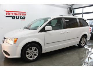 Used 2016 Dodge Grand Caravan Crew Plus for sale in Lévis, QC