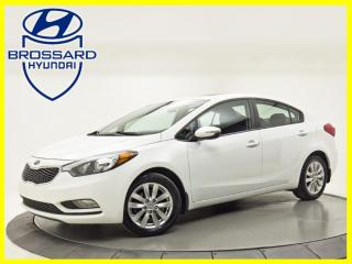 Used 2014 Kia Forte EX A/C BLUETOOTH MAGS SIEGES CHAUFFANTS TOIT for sale in Brossard, QC