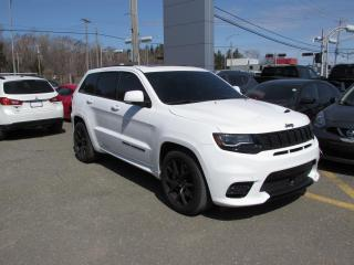 Used 2018 Jeep Grand Cherokee SRT 8 4x4 GPS*TOIT*MAIN LIBRE for sale in Lévis, QC