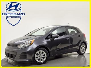 Used 2017 Kia Rio 5dr HB Auto LX+ A/C BLUETOOTH CRUISE for sale in Brossard, QC