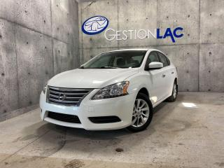 Used 2015 Nissan Sentra SV AUTOMATIQUE CAMERA SIEGES CHAUFFANTS 130HP for sale in St-Nicolas, QC