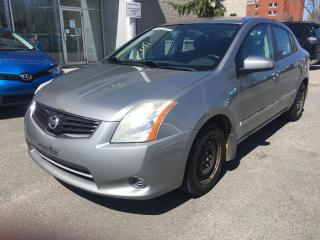 Used 2010 Nissan Sentra 4DR SDN I4 CVT 2.0 for sale in Longueuil, QC