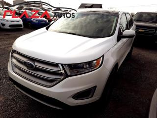 Used 2015 Ford Edge 4DR TITANIUM AWD for sale in Beauport, QC