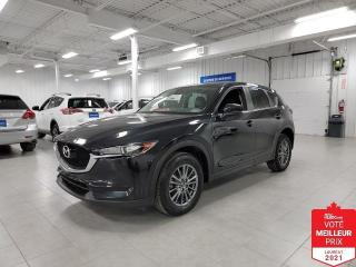 Used 2018 Mazda CX-5 GS AWD - CAMERA + MAGS + JAMAIS ACCIDENTE !!! for sale in St-Eustache, QC