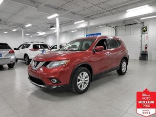 Used 2016 Nissan Rogue SV AWD - TOIT PANORAMIQUE + FINANCEMENT FACILE !!! for sale in St-Eustache, QC