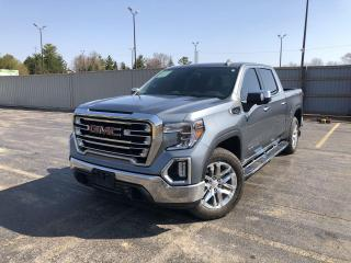Used 2019 GMC Sierra 1500 SLT Crew 4WD for sale in Cayuga, ON