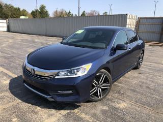 Used 2017 Honda Accord Sport for sale in Cayuga, ON