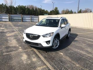 Used 2015 Mazda CX-5 GT AWD for sale in Cayuga, ON