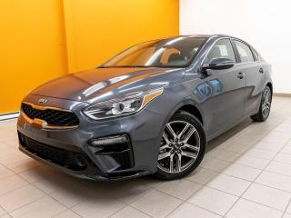 Used 2020 Kia Forte EX ANDROID TOIT SIÈGES / VOLANT CHAUFF *ALERTES* for sale in St-Jérôme, QC