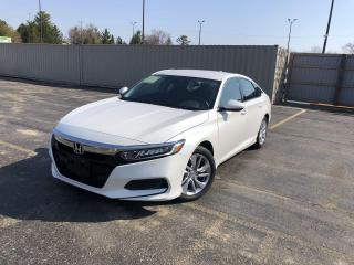 Used 2019 Honda Accord LX for sale in Cayuga, ON