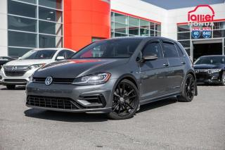 Used 2019 Volkswagen Golf R BALANCE DE GARANTIE VOLKS 6ANS/120,000 KILOMETRES SUPER CONDITION /BANDE PROTECTRICE 3M for sale in Terrebonne, QC