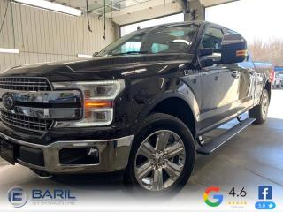 Used 2020 Ford F-150 Lariat cabine SuperCrew 4RM caisse de 6, for sale in St-Hyacinthe, QC