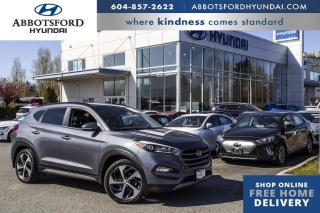 Used 2016 Hyundai Tucson Limited  - Navigation -  Leather Seats - $162 B/W for sale in Abbotsford, BC