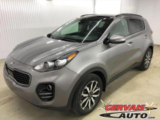 Used 2018 Kia Sportage EX AWD CUIR TOIT PANORAMIQUE MAGS *Traction intégrale* for sale in Shawinigan, QC