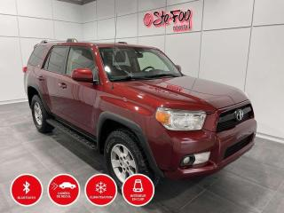 Used 2013 Toyota 4Runner SR5 - 4X4 - GROUPE AMÉLIORÉ for sale in Québec, QC