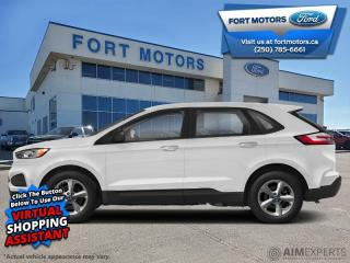 New 2021 Ford Edge ST  - Navigation - Leather Seats - $419 B/W for sale in Fort St John, BC