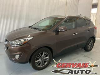 Used 2015 Hyundai Tucson GLS Cuir/Tissus Toit Panoramique Caméra Mags for sale in Trois-Rivières, QC