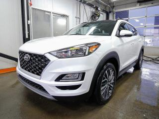 Used 2019 Hyundai Tucson PREFERRED AWD TOIT SIÈGES / VOLANT CHAUF *ALERTES* for sale in St-Jérôme, QC