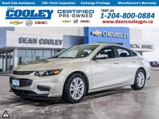 Used 2016 Chevrolet Malibu LT for sale in Dauphin, MB