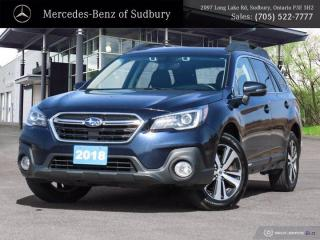 Used 2018 Subaru Outback Limited - ONE OWNER ! for sale in Sudbury, ON